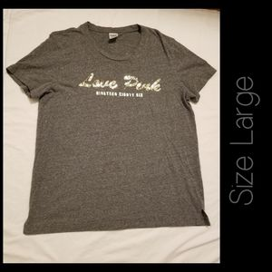 VS PINK Tshirt Size Large